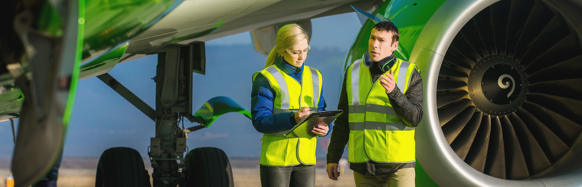 Airport Ground Services Safety Equipment and PPE