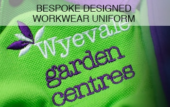"<h3>Bespoke Designed Workwear Uniform</h3><p>Workwear designed for the environment it's to be used in, from chemical suits to flame retardant gear.</p><p class=""more-info"">MORE INFO</p>"