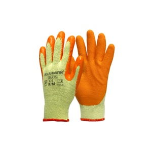 Latex Handler Gloves for Construction