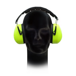 Ear Defenders Earmuffs for Ground Maintenance