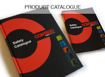 Product Catalogue Homepage CTA