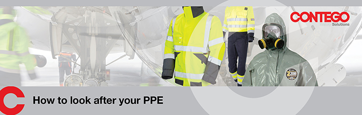 How to look after your PPE