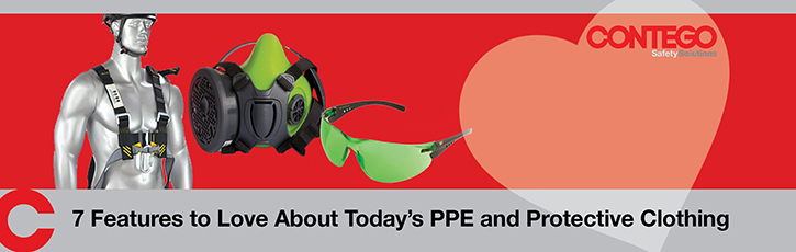 7 Features To Love About Today's PPE and Protective Clothing