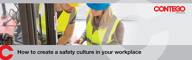 How to create a safety culture in your workplace