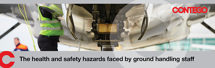 The health and safety hazards faced by ground handling staff