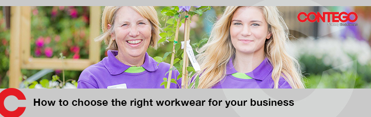 How to choose the right workwear for your business