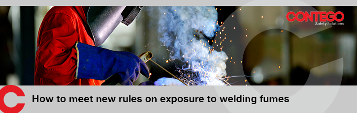 How to meet new rules on exposure to welding fumes