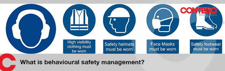 What is behavioural safety management?