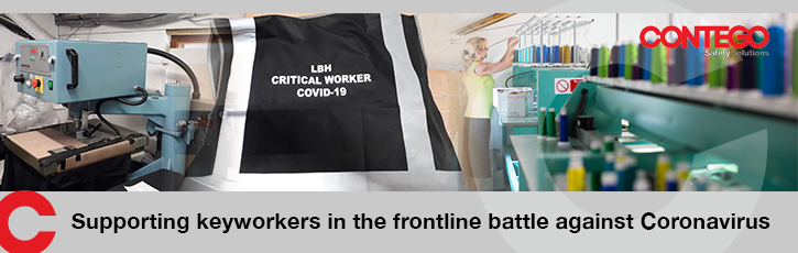 Supporting keyworkers in the frontline battle against Coronavirus