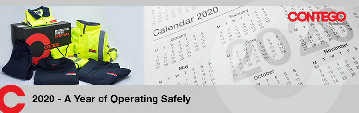 A year of operating safely