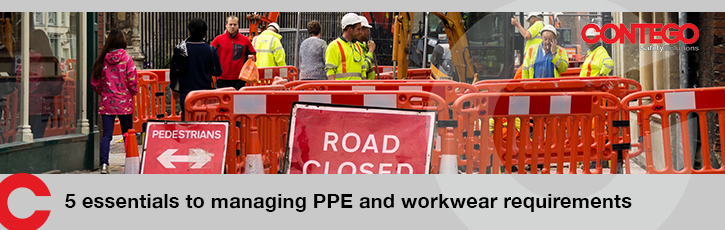 5 essentials to managing PPE and workwear requirements