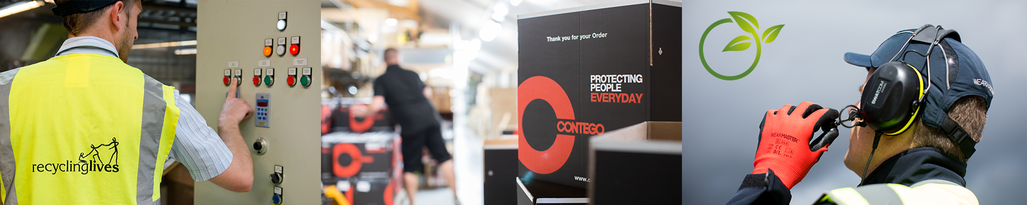 Sustainability at Contego Safety Solutions