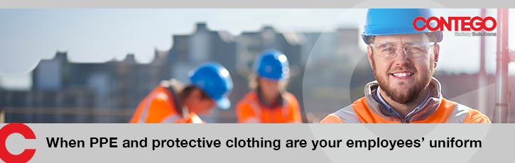When PPE and protective clothing are your employees' uniform